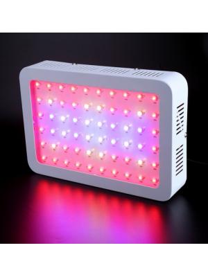 PROFI LED GROW panel pre všetky rastliny so zabudovaným samochladiacim systémom, ružová, 95W, 230V