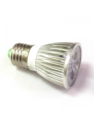 PROFI LED GROW žiarovka na všetky rastliny 5W, E27, ružovo-modrá, High-power+